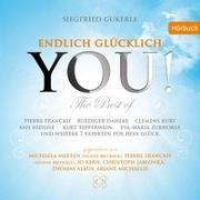 Cover-Bild zu Albrecht, Uwe: YOU! Endlich glücklich - The best of. 10 CD's