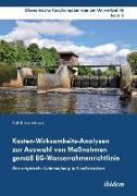 Cover-Bild zu Lauterbach, Falk R.: Kosten-Wirksamkeits-Analysen zur Auswahl von Maßnahmen gemäß EG-Wasserrahmenrichtlinie. Eine empirische Untersuchung in Niedersachsen