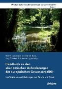 Cover-Bild zu Lauterbach, Falk R. (Hrsg.): Handbuch zu den ökonomischen Anforderungen der europäischen Gewässerpolitik
