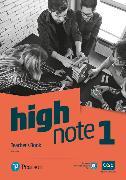 Cover-Bild zu High Note Level 1 Teacher's Book von Cole, Anna