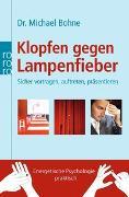 Cover-Bild zu Bohne, Michael: Klopfen gegen Lampenfieber