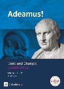 Cover-Bild zu Berchtold, Volker: Adeamus!, Ausgabe A - Latein als 2. Fremdsprache, Texte und Übungen - Lehrerfassung (Lektionen 21-43)