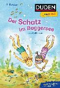 Cover-Bild zu Duden Leseprofi - Der Schatz im Baggersee, 1. Klasse