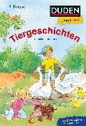 Cover-Bild zu Duden Leseprofi - Tiergeschichten, 1. Klasse