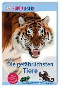 Cover-Bild zu SUPERLESER! Die gefährlichsten Tiere