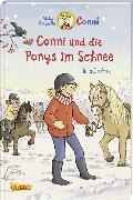 Cover-Bild zu Conni-Erzählbände 34: Conni und die Ponys im Schnee