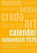 Cover-Bild zu Calender Romontsch 2020 von Somedia Production (Hrsg.)