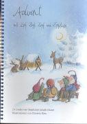 Cover-Bild zu Advent mit Zipf, Zapf, Zepf und Zipfelwitz von Jakobi-Murer, Stephanie