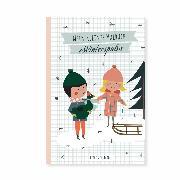Cover-Bild zu Mein kleines Malbuch Winterspaß (VE3)
