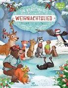 Cover-Bild zu Ein wunderbares Weihnachtslied von Amrhein, Annette