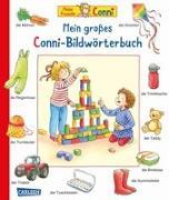 Cover-Bild zu Conni-Bilderbücher: Mein großes Conni-Bildwörterbuch von Hofmann, Julia
