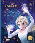 Cover-Bild zu Disney Eiskönigin 2 - Das Buch mit Silber-Glanz und Prägung von Disney, Walt