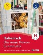 Cover-Bild zu Die neue Power-Grammatik Italienisch von Colella, Anna