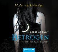Cover-Bild zu House of Night - Betrogen