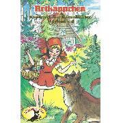 Cover-Bild zu eBook Gebrüder Grimm, Rotkäppchen und weitere Märchen