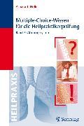 Cover-Bild zu Multiple-Choice-Wissen für die Heilpraktikerprüfung (eBook) von Holler, Arpana Tjard