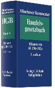 Cover-Bild zu Bd. 4: Münchener Kommentar zum Handelsgesetzbuch Bd. 4: Drittes Buch. Handelsbücher § 238-342e HGB - Münchener Kommentar zum Handelsgesetzbuch von Ebke, Werner F. (Hrsg.)