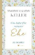 Cover-Bild zu Keller, Timothy: Ein Jahr für unsere Ehe (eBook)