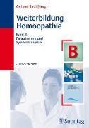 Cover-Bild zu Weiterbildung Homöopathie von Deutscher ZV Homöopath. Ärzte Pressestelle (Hrsg.)