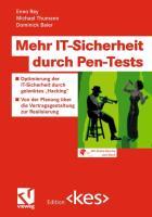 Cover-Bild zu Mehr IT-Sicherheit durch Pen-Tests von Baier, Dominick