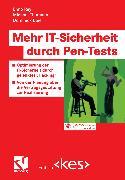 Cover-Bild zu Mehr IT-Sicherheit durch Pen-Tests (eBook) von Baier, Dominick