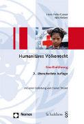 Cover-Bild zu Humanitäres Völkerrecht von Gasser, Hans-Peter