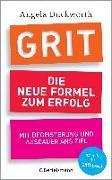 Cover-Bild zu GRIT - Die neue Formel zum Erfolg von Duckworth, Angela
