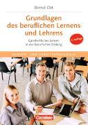 Cover-Bild zu Grundlagen des beruflichen Lernens und Lehrens von Ott, Bernd