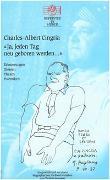 Cover-Bild zu Ja, jeden Tag neu geboren werden. Erinnerungen, Glossen, Thesen, Polemiken von Cingria, Charles-Albert