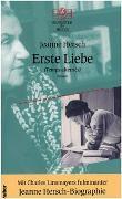 Cover-Bild zu Erste Liebe (Temps alternés) von Hersch, Jeanne