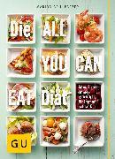Cover-Bild zu Die All-you-can-eat-Diät (eBook) von Grillparzer, Marion