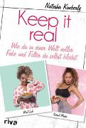 Cover-Bild zu Keep it real von Kimberly, Natasha