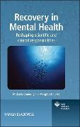 Cover-Bild zu Recovery in Mental Health von Amering, Michaela