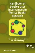 Cover-Bild zu Handbook of Service User Involvement in Mental Health Research (eBook) von Amering, Michaela