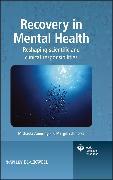 Cover-Bild zu Recovery in Mental Health (eBook) von Schmolke, Margit