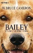 Cover-Bild zu Bailey - Ein Freund fürs Leben von Cameron, W. Bruce