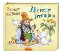 Cover-Bild zu Pettersson und Findus Alle meine Freunde von Nordqvist, Sven (Gestaltet)