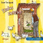 Cover-Bild zu Findus zieht um (Audio Download) von Nordqvist, Sven