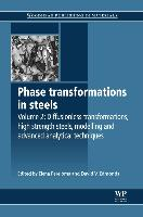 Cover-Bild zu Pereloma, Elena (University of Wollongong, Australia) (Hrsg.): Phase Transformations in Steels