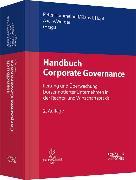 Cover-Bild zu Handbuch Corporate Governance (eBook) von Werder, Axel (Hrsg.)