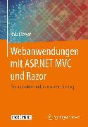 Cover-Bild zu Steyer, Ralph: Webanwendungen mit ASP.NET MVC und Razor (eBook)