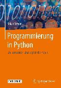 Cover-Bild zu Steyer, Ralph: Programmierung in Python (eBook)