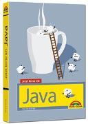 Cover-Bild zu Steyer, Ralph: Java - Jetzt lerne ich: der perfekte Einstieg in die Programmierung von Java