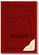 Cover-Bild zu Bensch, Katharina: Das inoffzielle Eintragbuch zu Harry Potter