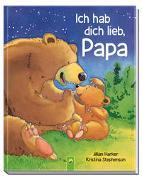 Cover-Bild zu Harker, Jillian: Ich hab dich lieb, Papa