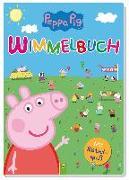 Cover-Bild zu Schwager & Steinlein Verlag: Peppa Pig Wimmelbuch