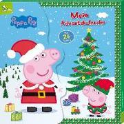 Cover-Bild zu Schwager & Steinlein Verlag (Hrsg.): Peppa Pig Mein Adventskalender