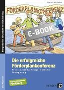 Cover-Bild zu Die erfolgreiche Förderplankonferenz (eBook) von Helm, C.