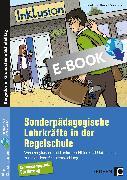 Cover-Bild zu Sonderpädagogische Lehrkräfte in der Regelschule (eBook) von Heimlich, Ulrich