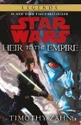 Cover-Bild zu Heir to the Empire (eBook) von Zahn, Timothy